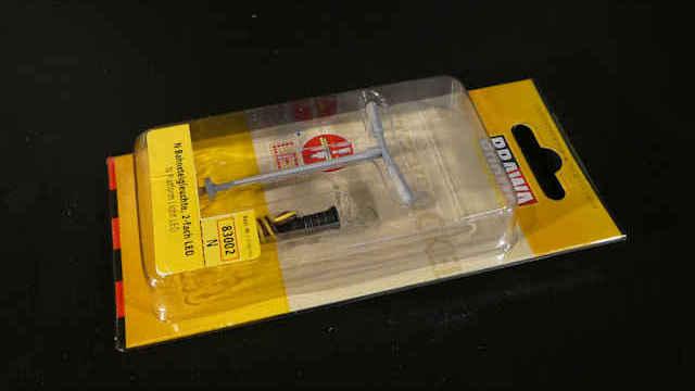 Bahnsteigleuchte LED 2-fach Stecksockel