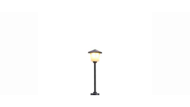 Straßenleuchte Vierkant LED Stecksockel