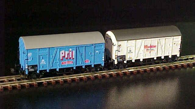 Oppeln Gmrhs30 DB Pril/Warsteiner Ep.III 2er Set
