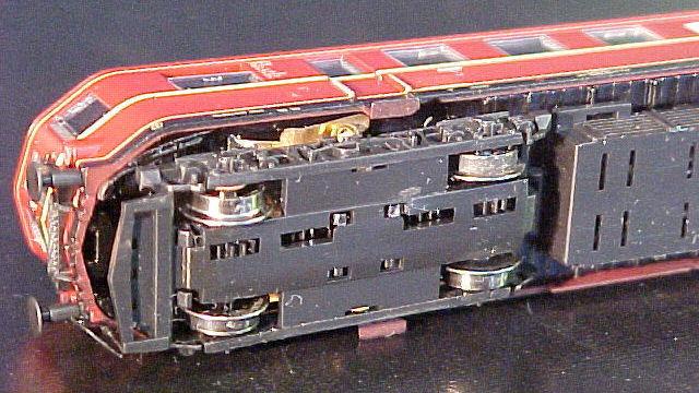 Dieseltriebwagen 2-tlg. Der DB