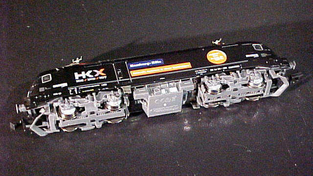 E-Lok BR182 HKX Ep. VI