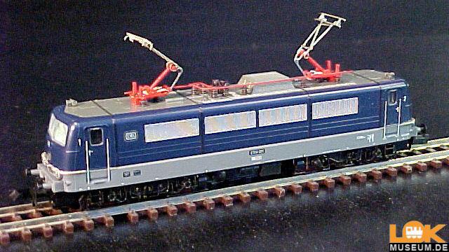 Elektrische Lokomotive E310 der DB