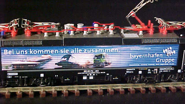 E-Lok BR189 MRCE Bayernhafen Ep.VI Sound