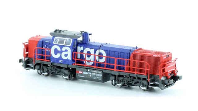 Diesellokomotive G1700 SBB Cargo URISTEI