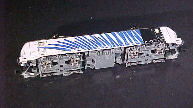 E-Lok BR193 Vectron Lokomotion Ep.VI