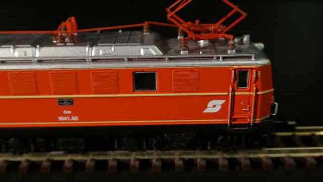 E-Lokomotive BR1041.005 der ÖBB