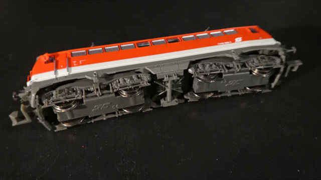 E-Lokomotive BR1042.007 der ÖBB