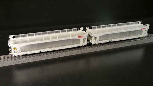Autotransport-Set TA260 der STVA