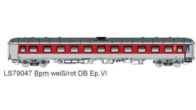 Personenwagen der DB AG