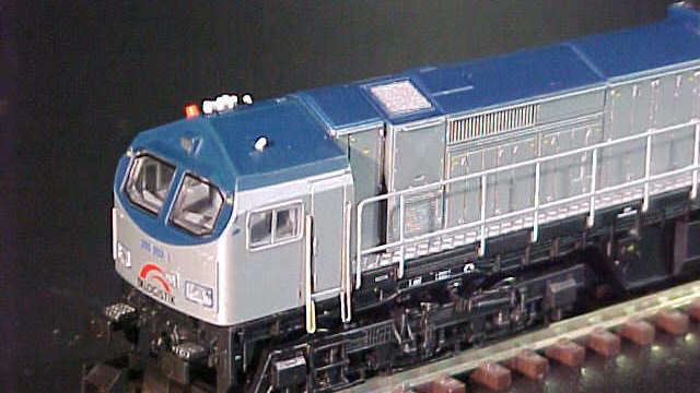 Diesellok Blue Tiger II TXL