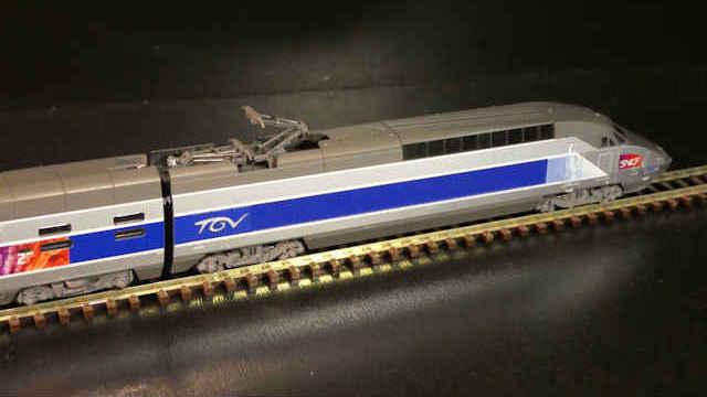 TGV Reseau SNCF 10-teilig
