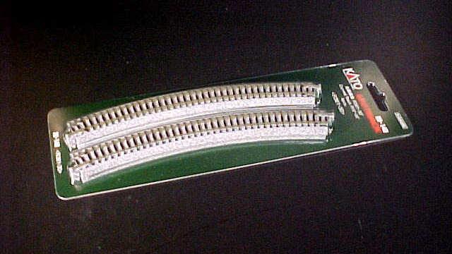 Gleis gebogen R 381-30 Grad 4 Stück