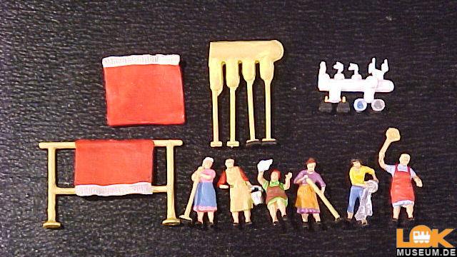 79051 Hausfrauen Figuren Preiser N