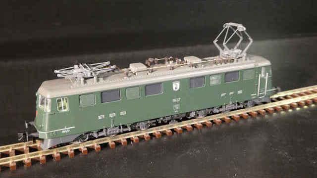 Elektrolokomotive Reihe Ae 6/6 der SBB