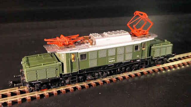 Elektrolokomotive BR 194 der DB