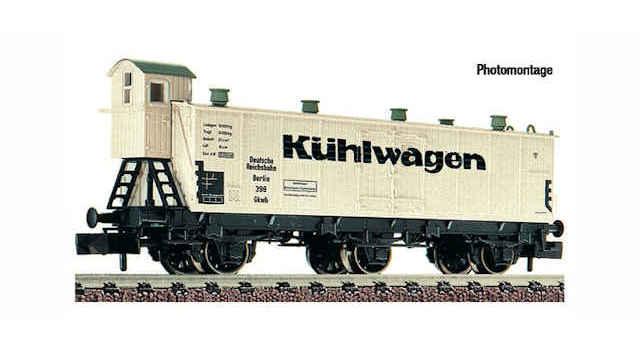 3-achsiger Kühlwagen der DRG