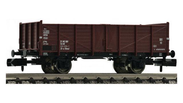 Offener Güterwagen Bauart El-u der DR