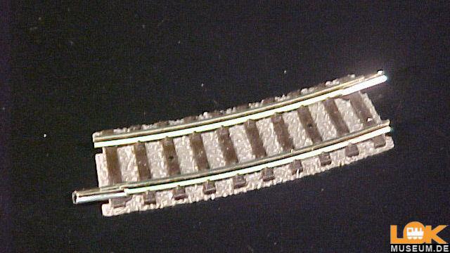 Fleischmann Piccolo Spur N gebogene  Gleise R 192 10 Stck 9122