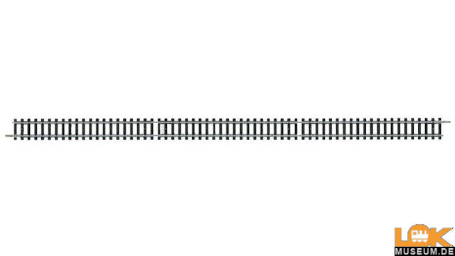 Gerades Gleis 312,6 mm
