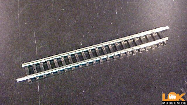 Gerades Gleis 104,2 mm