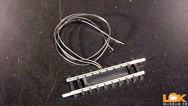 Schaltgleis mit Magnetschalter