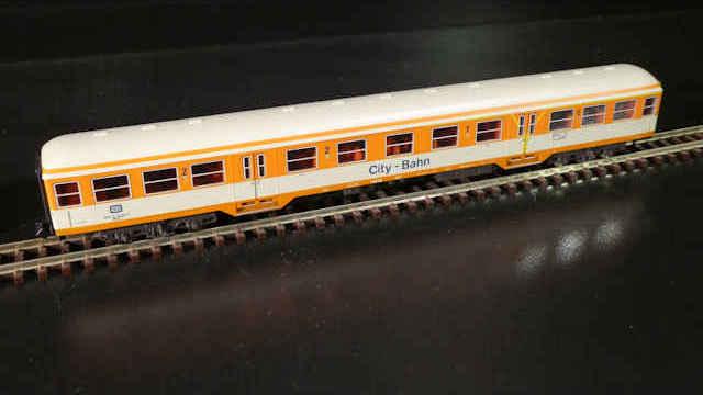 Wagen-Set City-Bahn