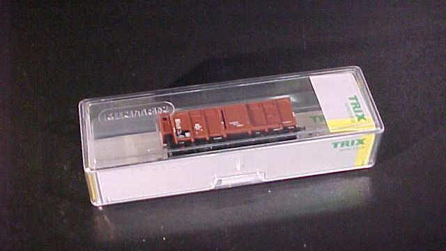 Gedeckter Güterwagen G 02 der DB