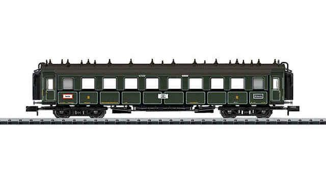 Schnellzugwagen der K.Bay.Sts.B