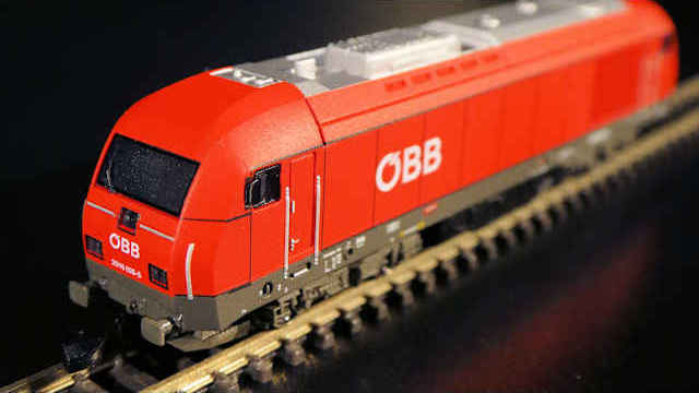 Diesellokomotive Reihe 2016 der ÖBB