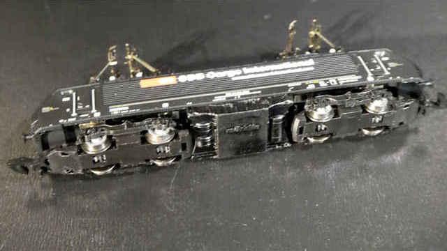 Elektrolokomotive ES 64 F4 der MRCE