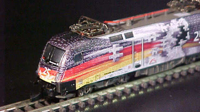 Mehrzwecklokomotive ES 64 U2 der MRCE