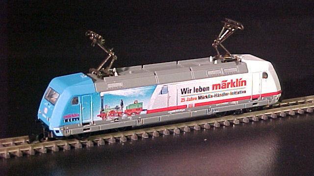 Schnellzuglokomotive BR 101 der DB AG