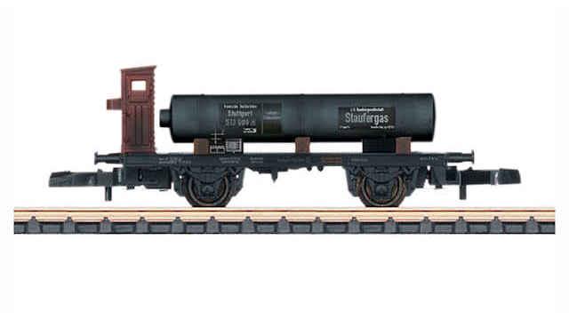 Gaswagen für Kohlensäure der DRG