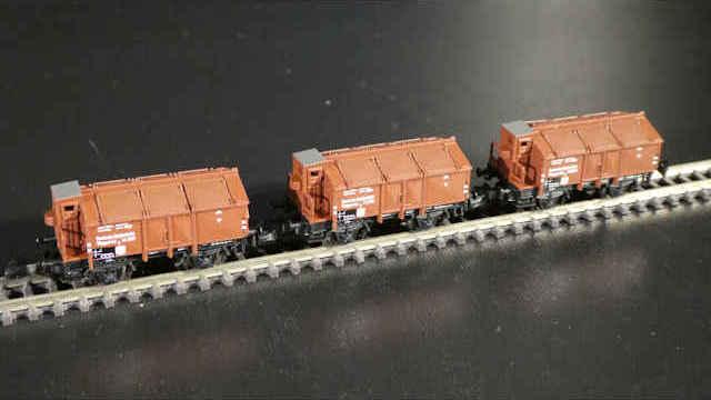 Klappdeckelwagen-Set
