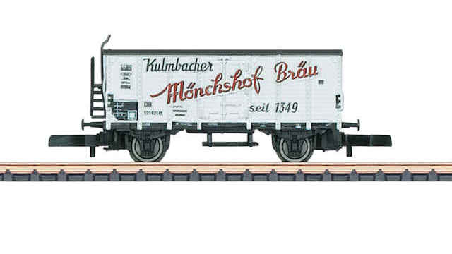 Bierwagen Mönchshofbräu