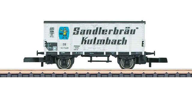 Bierwagen Sandlerbräu