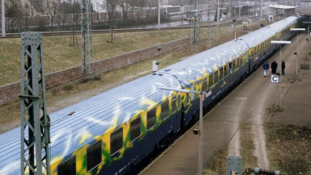 Personenwagen-Set Touristikzug