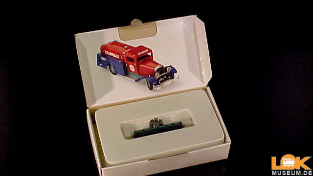 Märklin Z Güterwagen Spielwarenmesse Nürnberg 1993