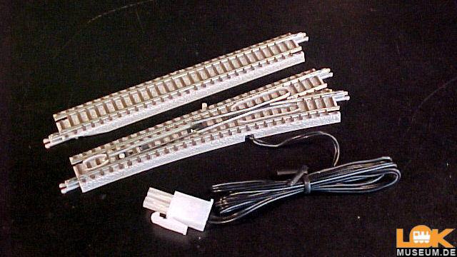 E-Weiche rechts R490-13 Grad 110mm